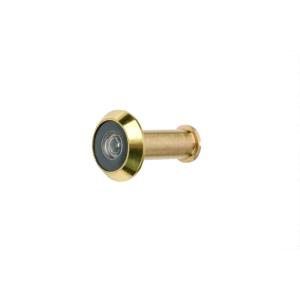 4TRADE Door Viewer Brass 160 Degree TP790493