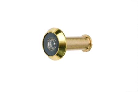4TRADE Door Viewer Brass 160 Degree TP790493