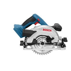 Bosch GKS 18V-57G 18V Circular Saw with mitre cut capabilities In a L-BOXX