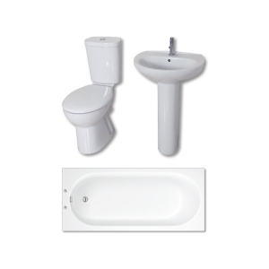Roca Full Bathroom Suite Pack