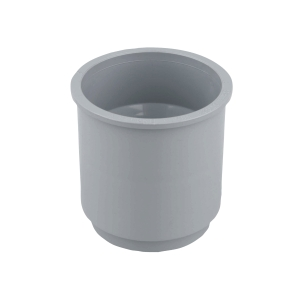Osma RoundLine 0T024 Pipe Connector 68mm Grey