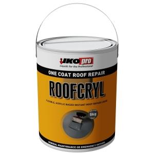 IKOpro Roofcryl Black 5kg