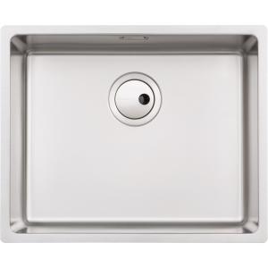 Abode Matrix R15 1 Bowl Large Undermount Stainless Steel Kitchen Sink