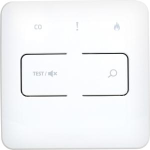 Fireangel Pro FP1014W2-R Connected Wireless Interlink Alarm Control Unit Battery Powered