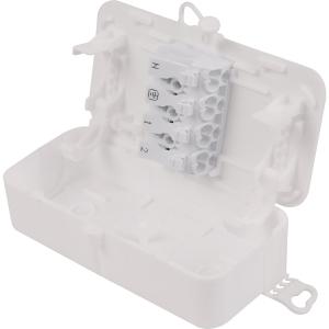 Hylec DEKSB-003-T Hylec Debox Screwless Connector Box