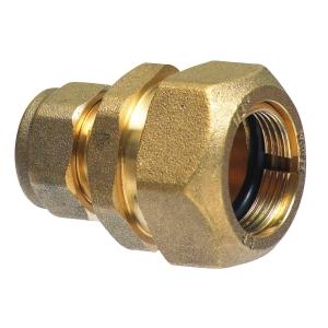 Compression 7lb Copper to Lead Coupling 12 x 15mm