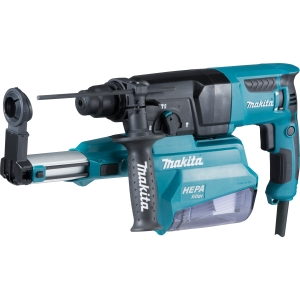 Makita HR2650/2 240V Rotary Hammer 3-MODE SDS+ with Built in Dust Collection