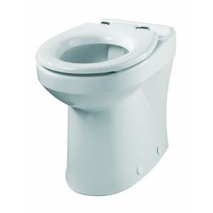 Avalon Close Coupled Rimless Toilet Pan AV1968WH