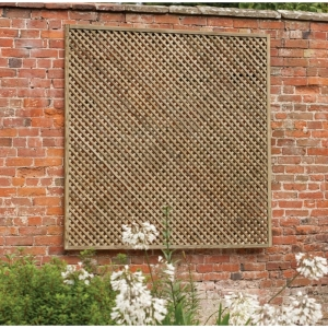 Wisley Lattice Panel 1800mm x 1800mm - 6 ft x 6 ft