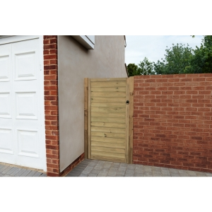 Horizontal Tongue and Groove Gate 6ft (1.83m High)