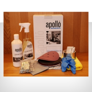 Apollo Slab Tech and Magna Diy Installation Kit