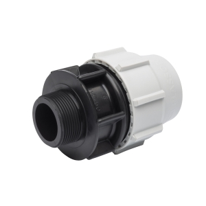 Plasson Mechanical Male Adaptor 1 inch x 32 mm 702030