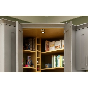 Sirius Corner Pantry Lighting Kit (Includes Side Lights, Overhead Light, Switches, and Sensors) SY7895NW/A
