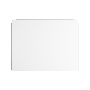 TP Bathrooms Universal Bath 700mm End Panel