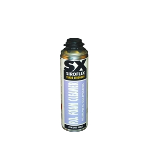 Siroflex PU Foam Cleaner 500ml Pack 12