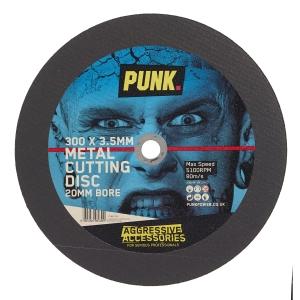 Punk 300mm Metal Cutting Disc 20mm Bore