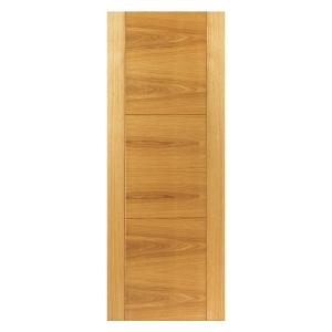 Internal Oak Mistral Internal Prefinished Door 40 x 2040 x 726mm