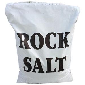 Rock Salt White 20kg Trade Bag