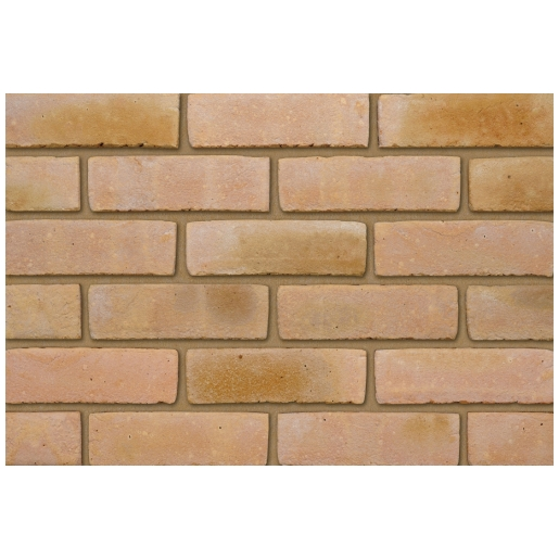 Ibstock Brick Leicester Multi Cream Stock - Pack Of 500