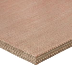 Structural Hardwood Plywood EN636/2 EN314-2 Class 2 Glue 2440 x 1220 x 15mm