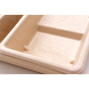 "Eco Union Sugarcane Pulp 9"" Paint Tray"