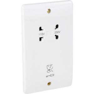 MK Shaver Socket Dual Voltage