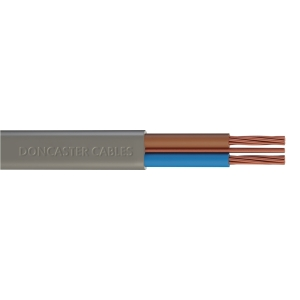 Doncaster Cables Twin & Earth Cable 6242Y Grey 10.0mm2 x 50m Drum