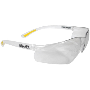DeWalt Contractor Safety Glasses Clear