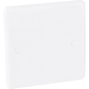 Bg Low Profile Blank Plate 1 Gang