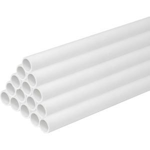 Ced Heavy Duty PVC Round Conduit White 20mm x 3m 30 Pack
