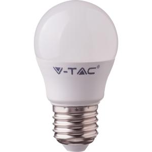 V-TAC 2755 Smart LED Ball Bulb E27 RGB+W