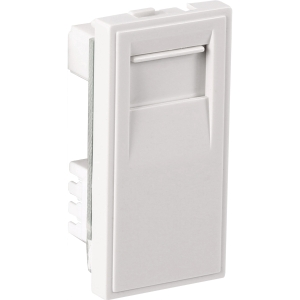 Wessex Wiring IN011 Euro Module Telephone Outlet