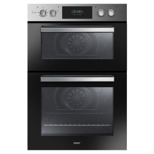 neue Integrated Tower Double Oven Stainless Steel - FN9D415X