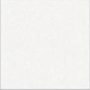 Johnson Tiles Prismatics Tile White Gloss Flat 150 x 150mm PRG1