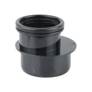 Osmasoil 4S095B Single Socket Reducer Black 110 x 82mm