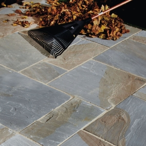 Natural Paving Calibrated Old York Sandstone Project Pack 24mm 18.9m2