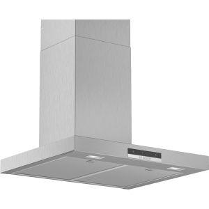 Bosch Serie 4 60cm Box Cooker Hood Stainless Steel - DWB66DM50B