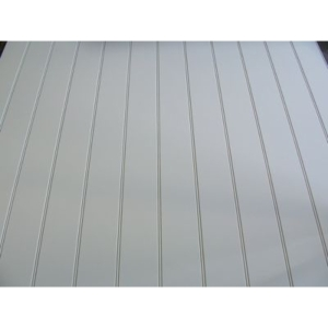 Primed Short Grooved MDF Panel 2440mm x 1215mm x 9mm