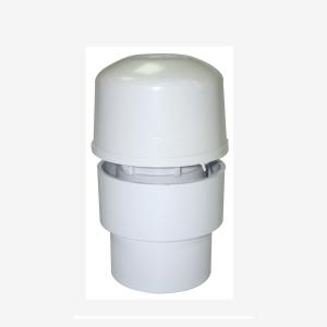4TRADE AF32 Universal Solvent Weld Air Admittance Valve White