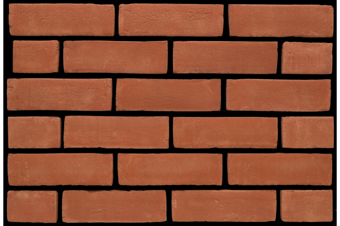 Ibstock Brick Leicester Orange Stock - Pack Of 430