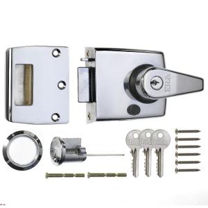 ERA Double Locking Door Lock 60mm Chrome