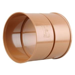 Osma UltraRib 150mm Double Socket Pipe Coupler 6UR205