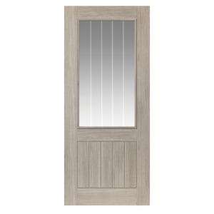 Colorado Internal Laminate Prefinished Glazed Door