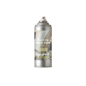 Durapost TOUCH-UP Spray Can Olive Grey 400ml Home Delivered