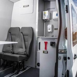 Mobile Welfare Van