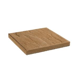 Tobermore Riven Concrete Paving Slabs Buff 450x450x35mm