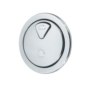 Thomas Dudley Dio Button Dual Flush 51mm Chrome 327733