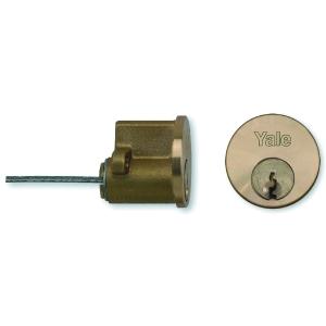 Yale 4KEYED Cylinder Brass P-4KP1109-PB