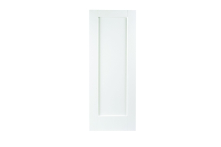 Internal Pattern 10 White Door 1981 mm x 762 mm x 35 mm