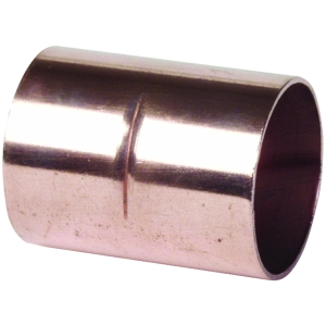 End Feed Straight Coupler 10mm